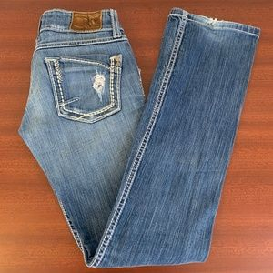 BKE Stella Slim Boot Jeans